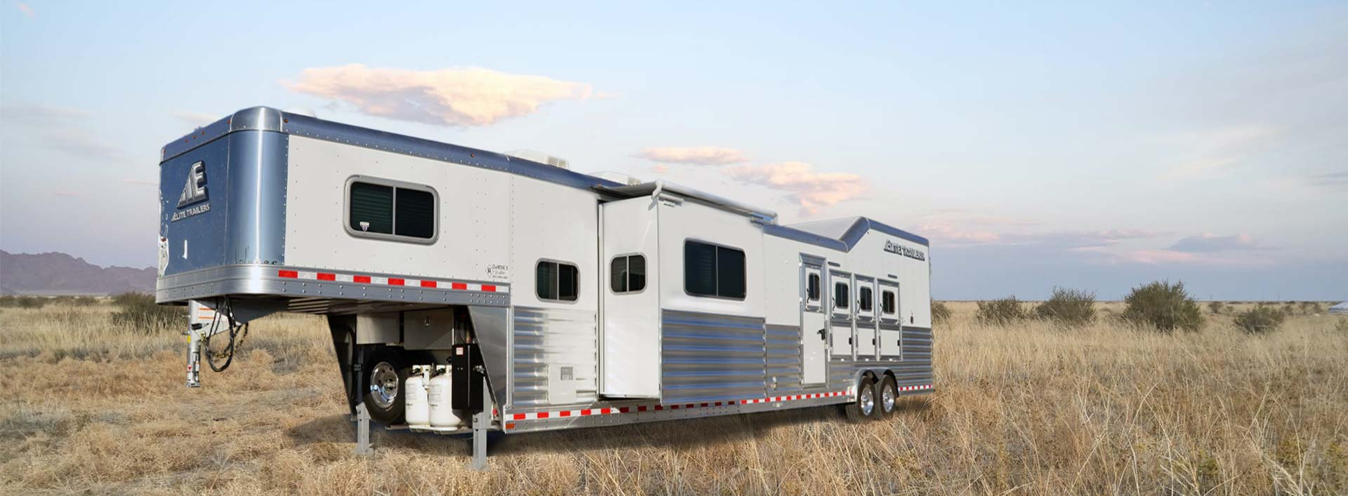 Horse Trailers for ranchers